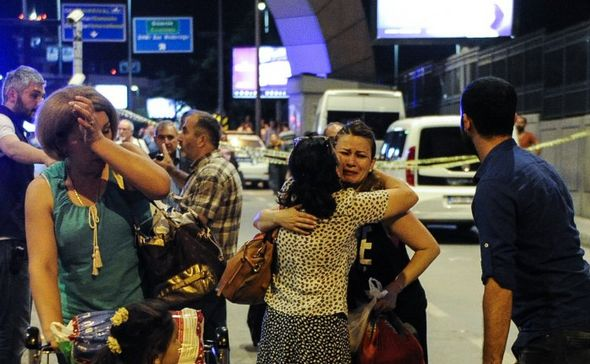41 killed in deadly suicide attacks in Istanbul