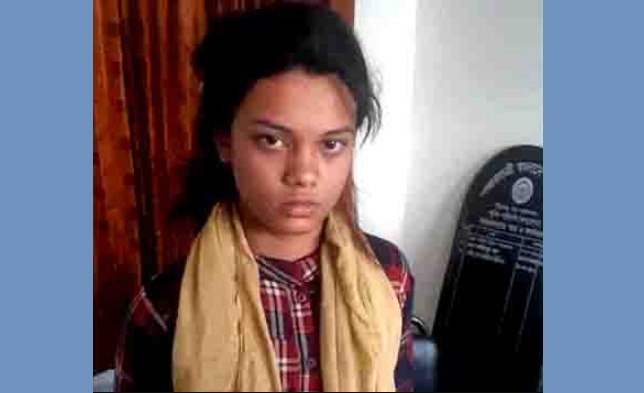 14 YEARS OLD GIRL ARRESTED FOR YABA HELD IN NARAYANGANJ