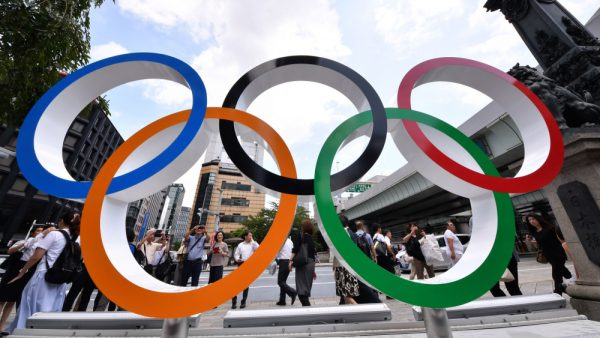 Tokyo Olympic Games One Year to Go, Japan - 24 Jul 2019