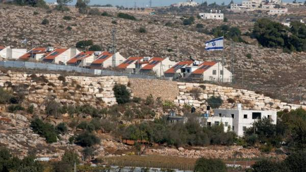PALESTINIAN-ISRAEL-CONFLICT-SETTLEMENT